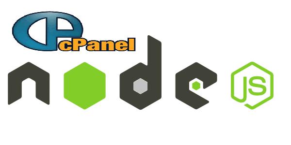 node.js cpanel