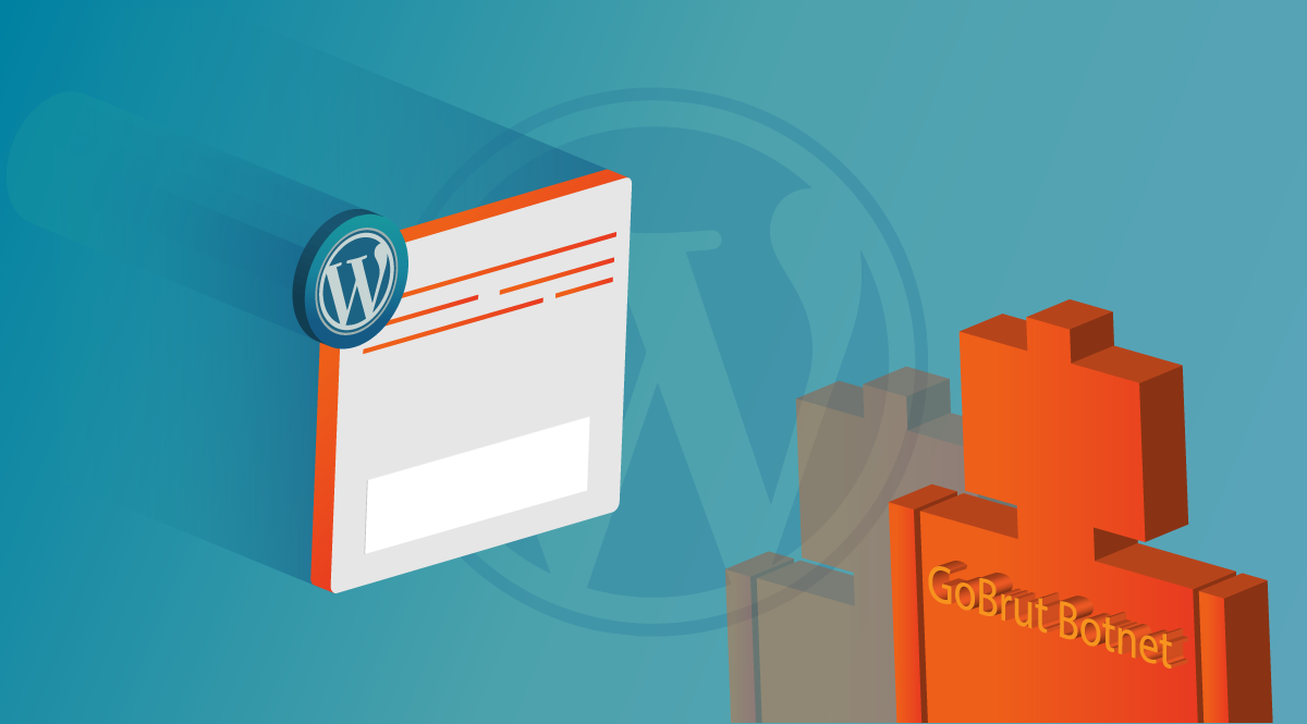 ☠GoBrut Botnet - новая опасность для WordPress в 2019 году