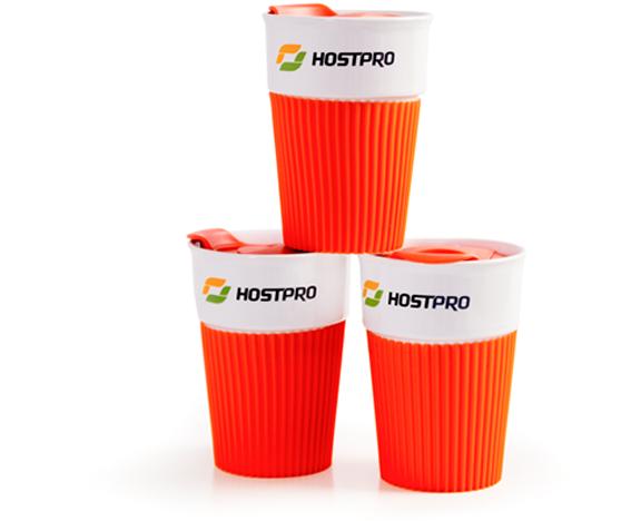 Hostpro cups